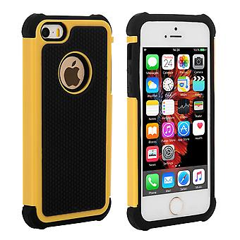 iPhone 5S agarre Combo - amarillo