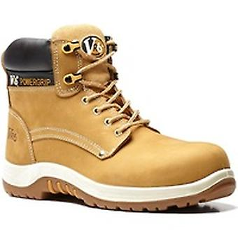 V12 VR602 Puma Honey Nubuck Boot EN20345:2011-S1P Size 11