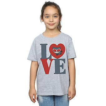 DC Comics Girls Chibi Catwoman Love T-Shirt
