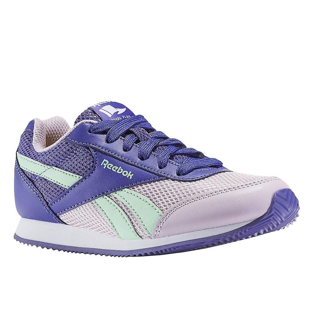Reebok Royal Cljog Purpleshell Purple BD4015 universal all year kids shoes