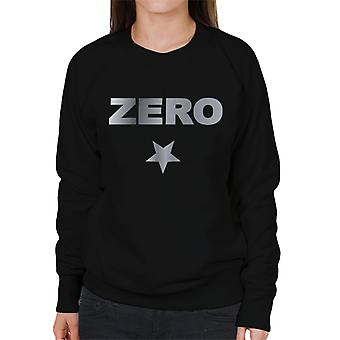 Null Star Smashing Pumpkins kvinnenes Sweatshirt