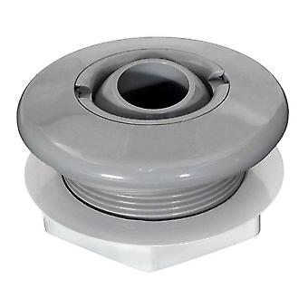 Balboa Hydro Air 10-3100GRY Standard Wall Fitting With Nut 10-310