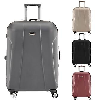 Travelite Elbe two 4-roller M polycarbonate trolley 65 cm