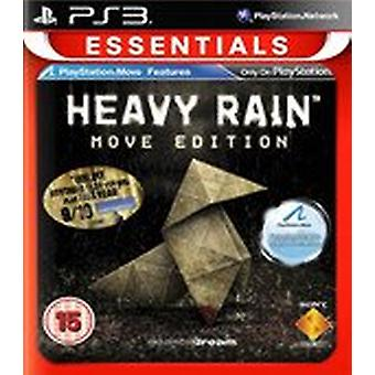 Heavy Rain Move Edition PlayStation 3 Essentials (PS3)