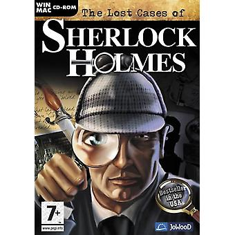 The Lost Cases of Sherlock Holmes (MacPC CD)