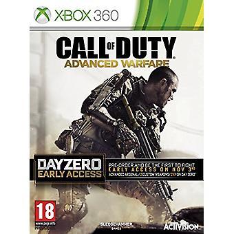 Call of Duty Advanced Warfare - Day Zero Edition (Xbox 360)