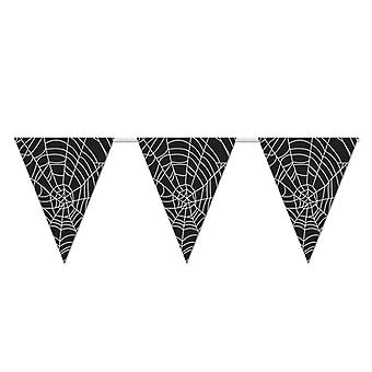 Spider Web-Wimpel Banner 11