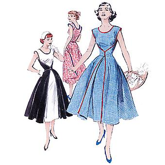 Misses' Wrap Dress-FF (16-18-20-22) -*SEWING PATTERN*