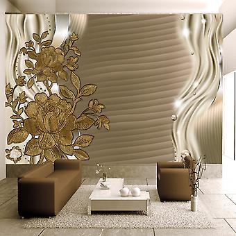 Wallpaper - Golden buds