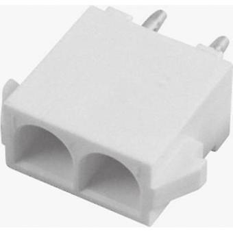 TE Connectivity Buchse Gehäuse - PCB-Universal-MATE-N-LOK Gesamtzahl der Stifte 2-350759-4 1 -PC