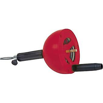 ROTHENBERGER industriale manuale ed elettrico tubo pulizia dispositivo dimensioni (Ø x L) 6 mm x 4,5 m