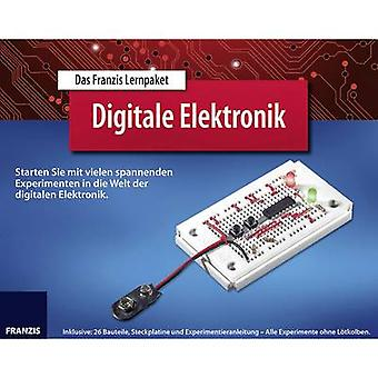 Course material Franzis Verlag Digitale Elektronik 65315 14 years and over