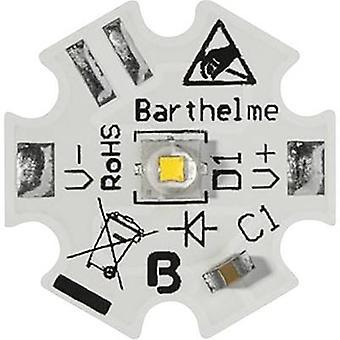 HighPower LED Daylight white 1 W, 2 W, 6 W 150 lm, 270 lm, 545 lm