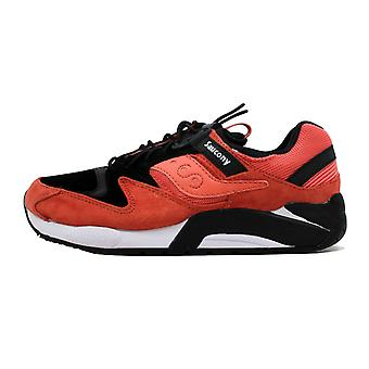 Saucony Grid 9000 Coral/Black Bungee S70196-2