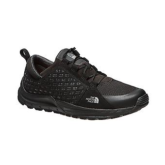 The north face mountain sneaker black sneakers