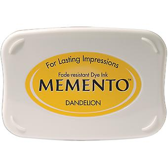 Memento Dye Ink Pad-Dandelion