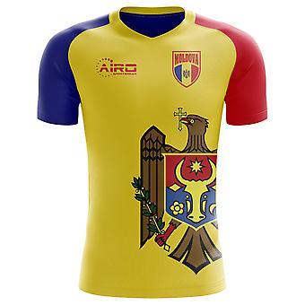 2018-2019 Молдова Главная концепция футболка