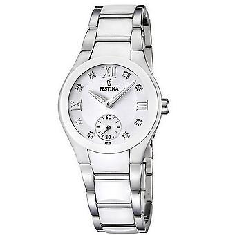 FESTINA - ladies Bracelet Watch - F16588/2 - ceramic - trend