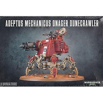 Games Workshop Warhammer 40.000 Adeptus Mechanicus 40K onagro Dune Crawler