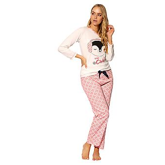 KRISP Stay Cool' Printed Pyjama Set