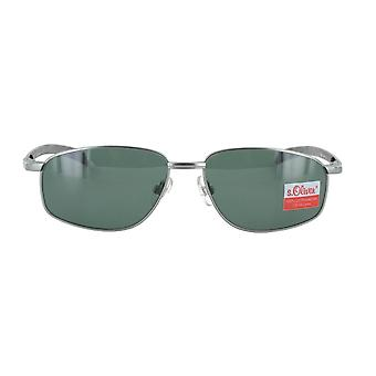 s.Oliver sunglasses 3980 C1 silver mat