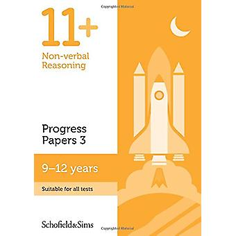11+ Non-verbal Reasoning Progress Papers Book 3 - KS2 - Ages 9-12 - 97