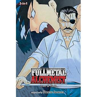 Fullmetal Alchemist - Vols. 22 -23 -24 by Hiromu Arakawa - 97814215549