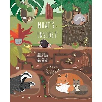 What's Inside? - Discover the Secret World of Animals by What's Inside