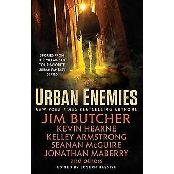 Urbains ennemis par Jim Butcher - livre 9781501155086