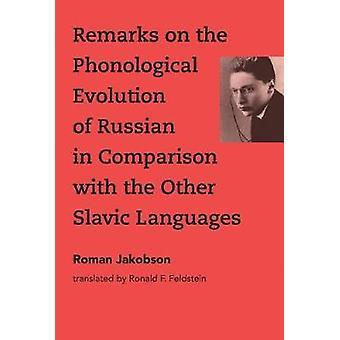 Observações sobre a evolução fonológica do russo em comparação com t