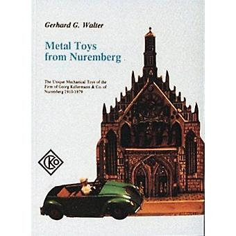 Metal leker fra Nürnberg etter G. Walter - 9780887404351 bok
