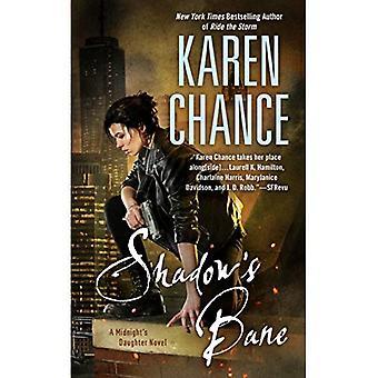 Bane de la sombra: novela de hija de la medianoche