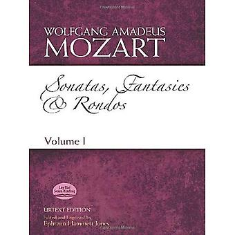 Mozart: Sonatas, Fantasies and Rondos Urtext Edition: Volume I: 1 (Dover Classical Music for Keyboard and Piano...