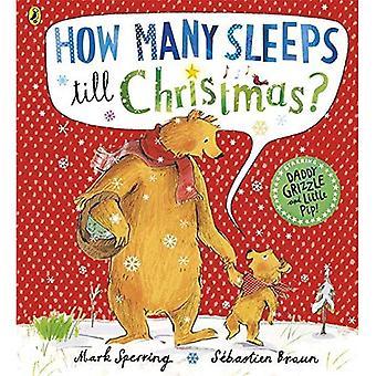 Wie viele Schlafplätze bis Weihnachten?