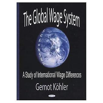 Globale Lohnsystem: Eine Studie über internationale Lohnunterschiede