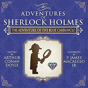 The Adventure of The Blue Carbuncle - The Adventures of Sherlock Holmes Re-imagined