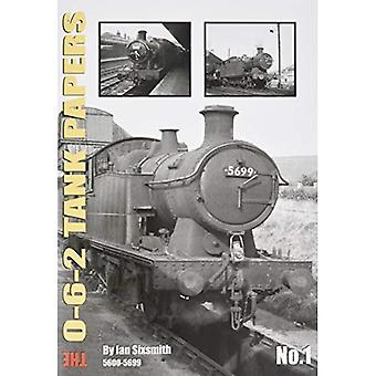 TANK THE 0-6-2 TANKS PAPERS NO.1