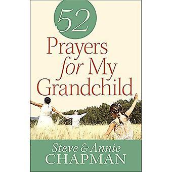52 Prayers for My Grandchild