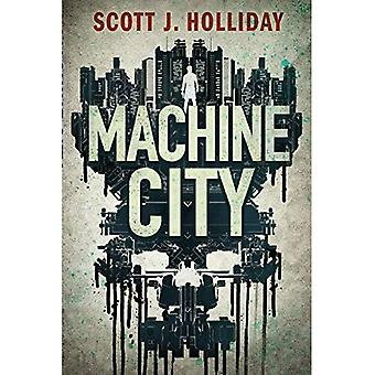 Machine City: A Thriller (Detective Barnes)