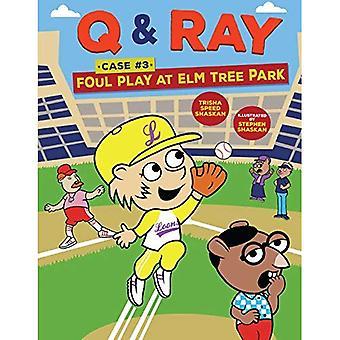 Q & Ray: Foul Play at Elm Tree Park: Case #3