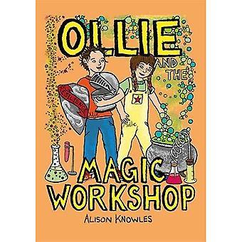 Ollie e il laboratorio di magico