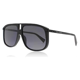 Marc Jacobs Marc243/S 003 Matte Black Marc243/S Square Pilot Sunglasses Lens Category 3 Size 60mm