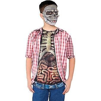Skelett Kit Kind