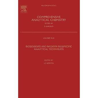 Biosensoren und moderne biospezifischen Analysetechniken von Gorton & L.