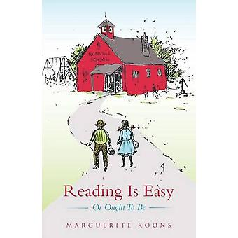 Reading Is Easy Or Ought to Be by Koons & Marguerite