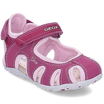 Geox Junior Roxanne J92D9D05015CP8E8 Kinder Schuhe