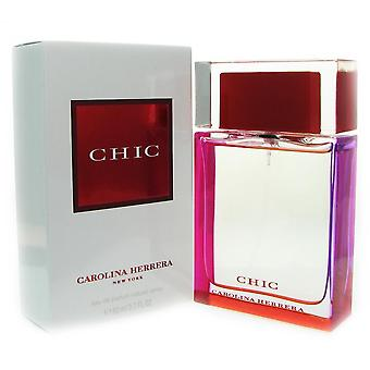 Chique vrouwen door carolina herrera 2.7 oz eau de toilette spray