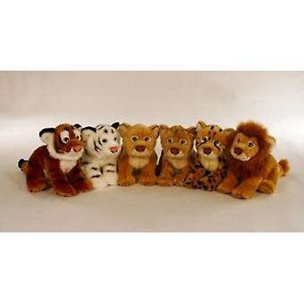 Deluxe Baby Wild/Jungle Cat 17cm - One Supplied