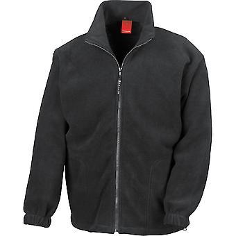 Outdoor Look Mens Parnis Polar Therm Full Zip Jacket Coat