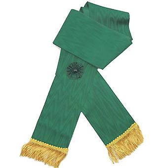 Knight Mason Sash Green